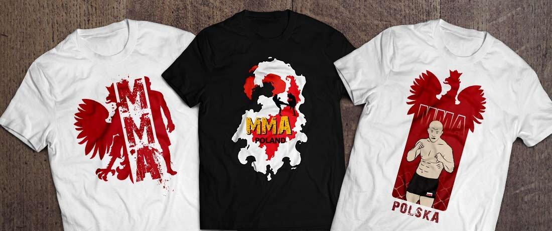 Koszulki MMA